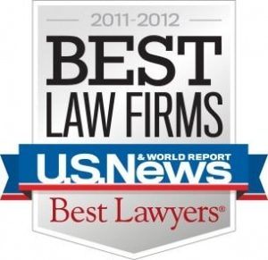 Nelson Hardiman Ranked Top Tier by U.S. News & World Report