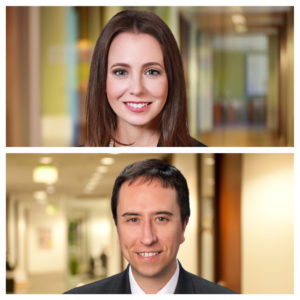 Congratulations to 2015 Southern California Rising Stars John A. Mills and Kathryn F. Russo