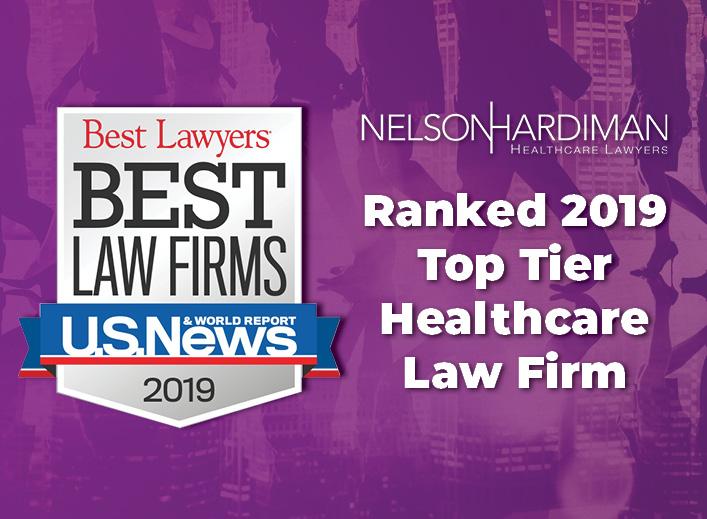 Nelson Hardiman - Healthcare Lawyers - Nelson Hardiman